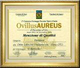 Ovillus Aureus: Il Pecorino d'Oro - Menzione di Qualità